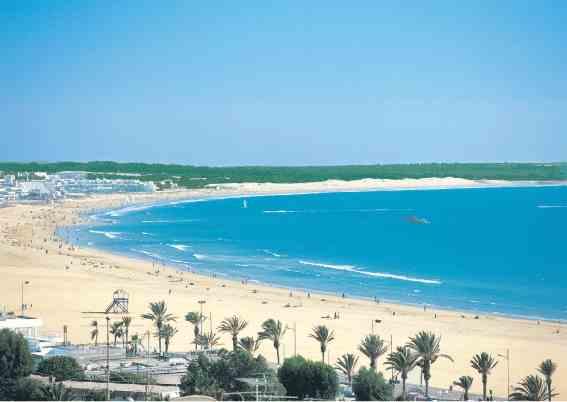 Beach Agadir_