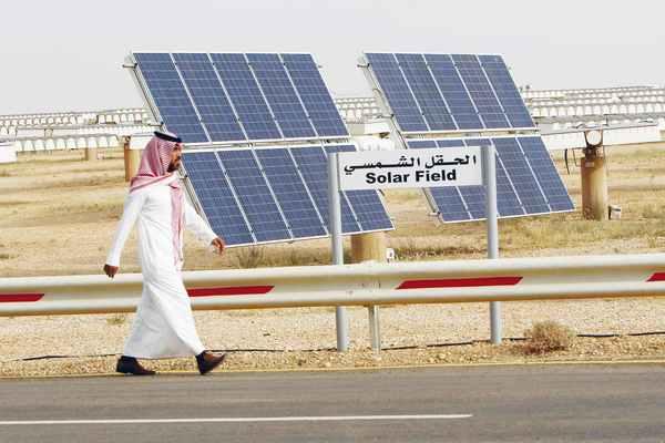solaire saoudi