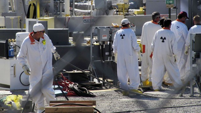 (AP Photo/Shannon Dininny, File)hanford nuclear