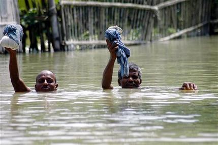 India Monsoon Flooding