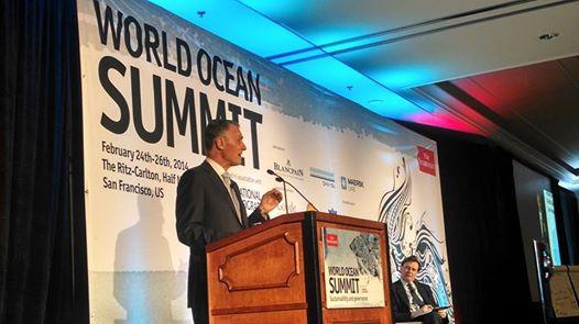 World Summit on the ocean blue