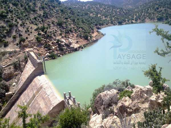 barrage TAMAAIT