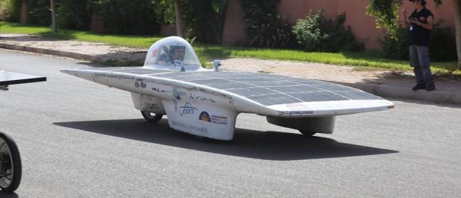 morocco solar challenge 2