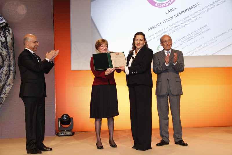 SAR la Princesse Lalla Hasnaa préside cérémonie remise des Trophée Lalla Hasna -