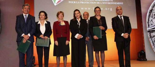 SAR la Princesse Lalla Hasnaa préside cérémonie remise des Trophées Lalla Hasna -