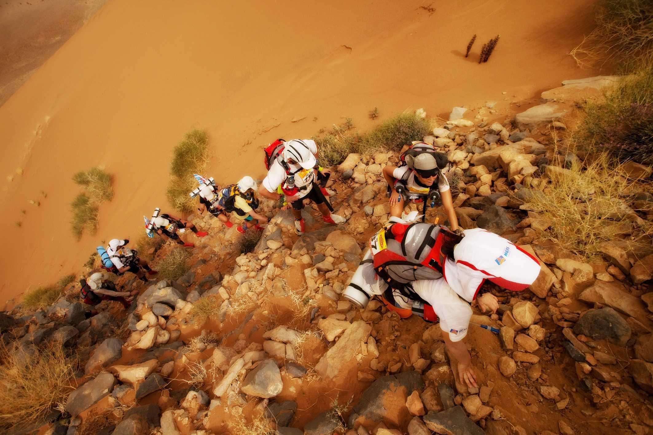 marathon des sables 1