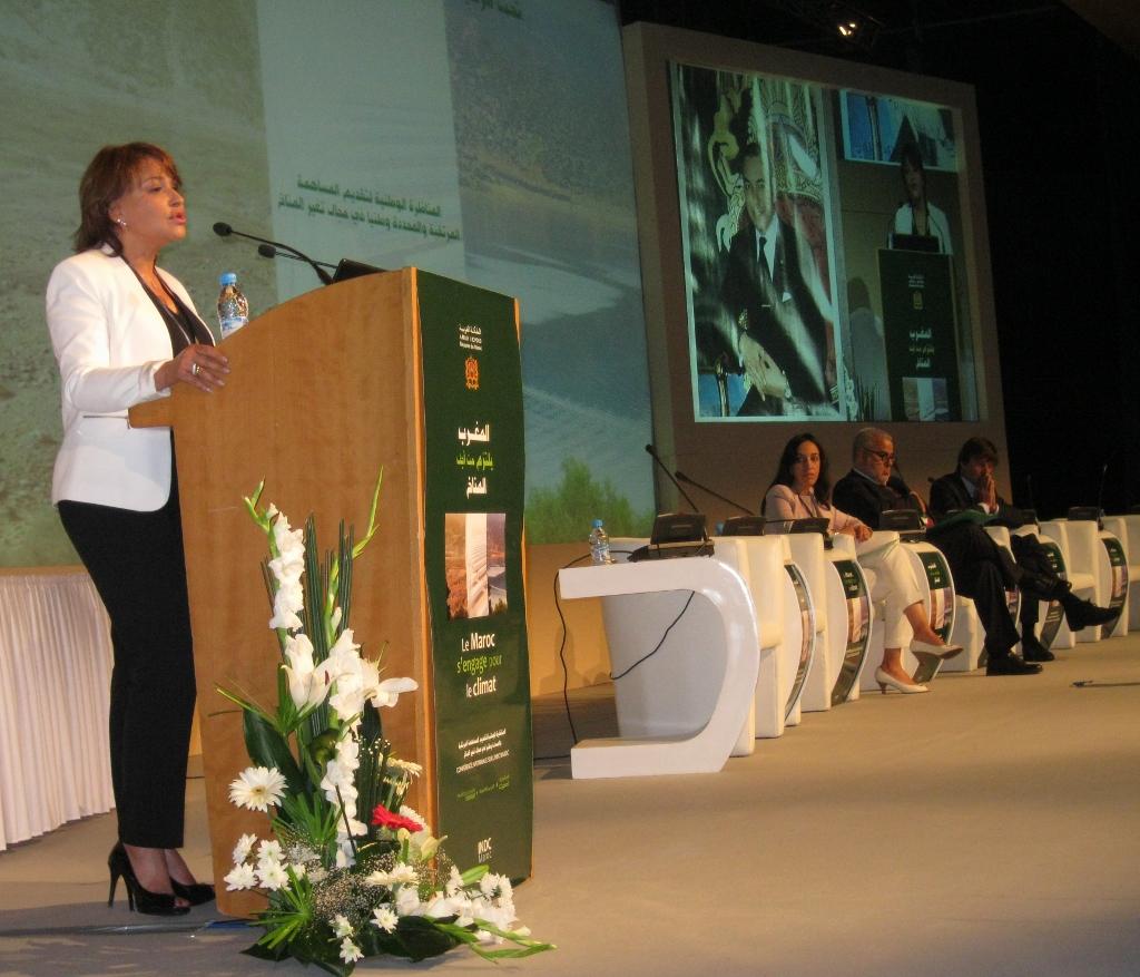 contribution du Maroc INDC