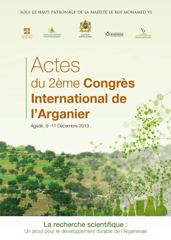 congres arganier