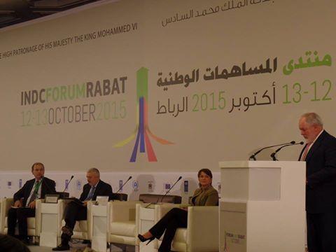 Convention Cadre sur le Changement Climatique (INDC)