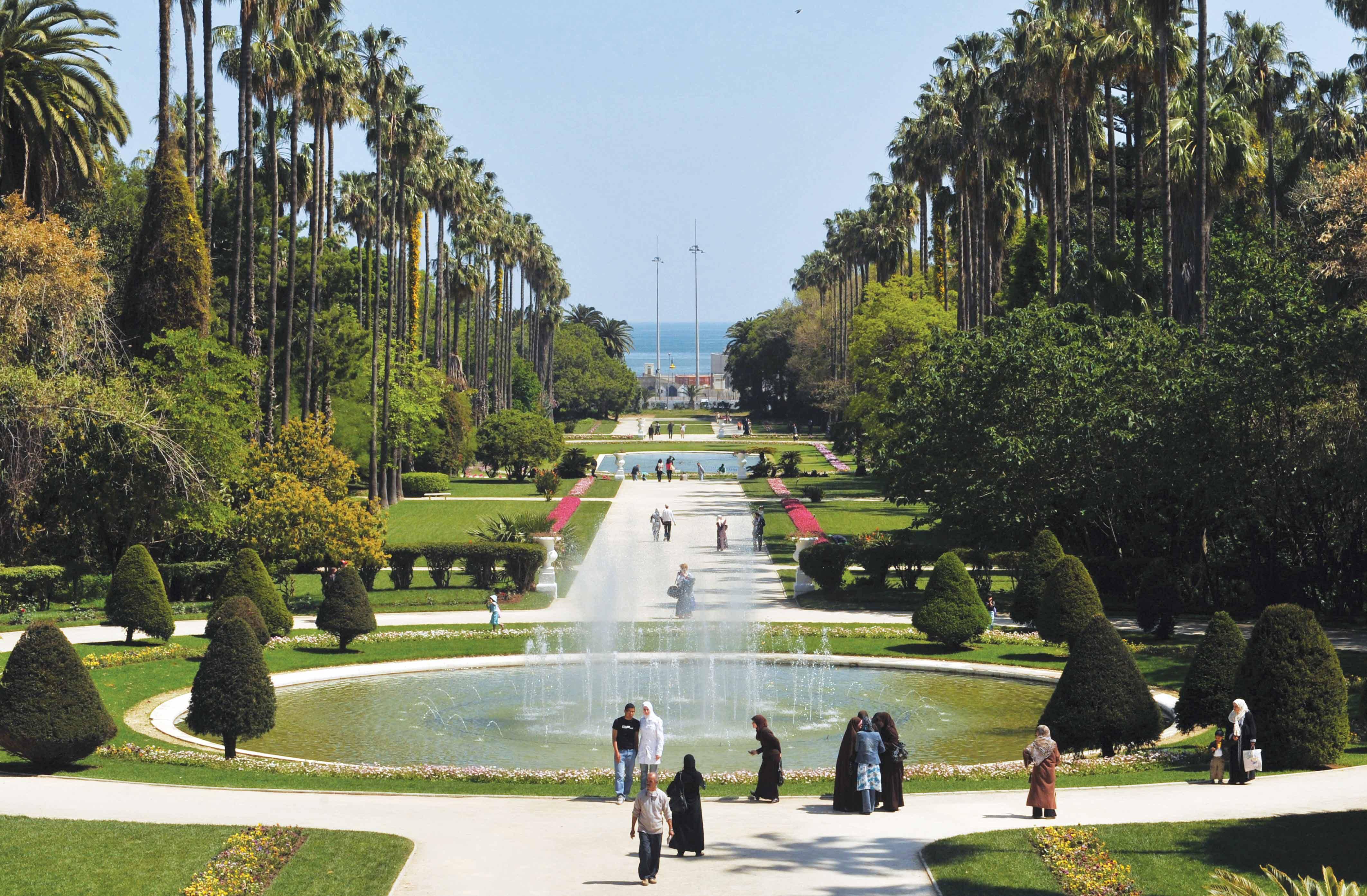parc algerie