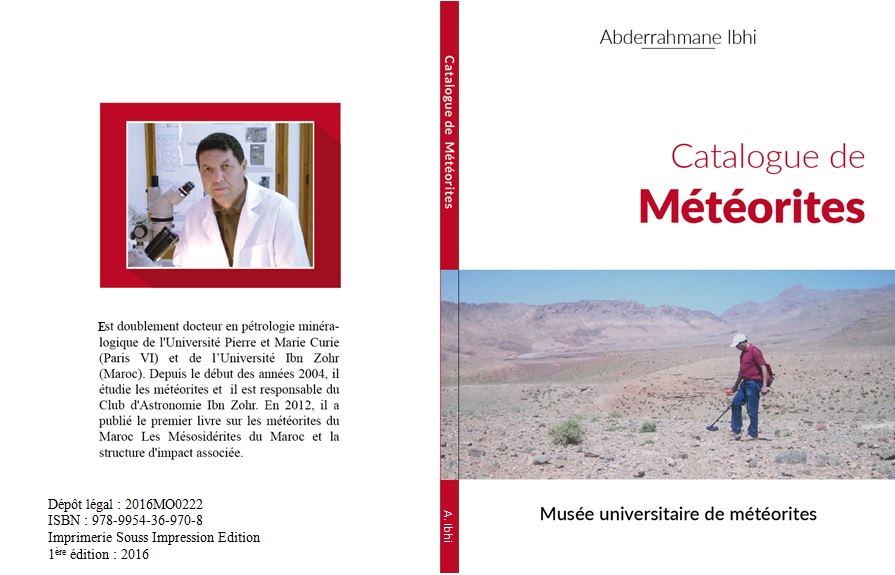 Couverture Catalogue