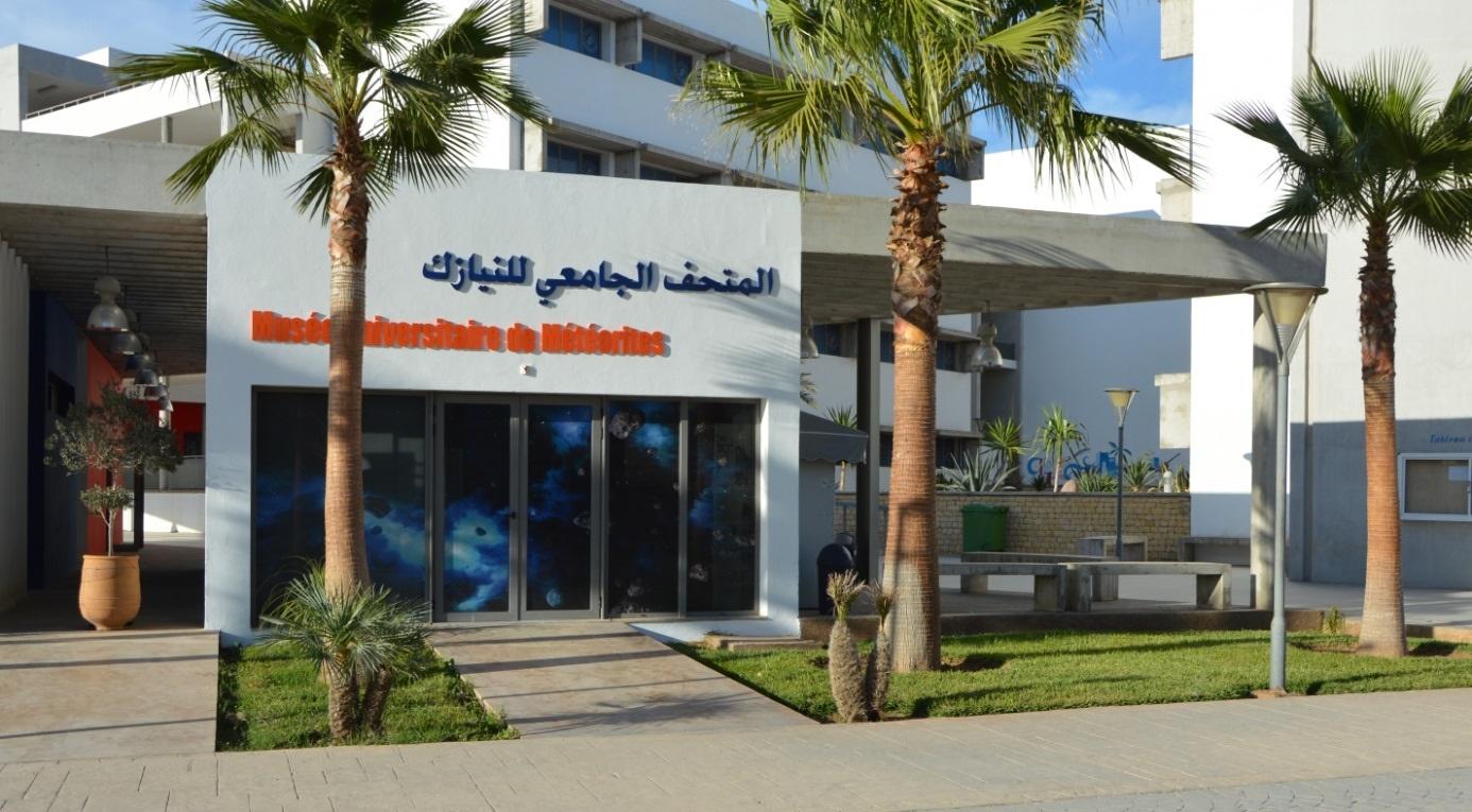 musée metéorites morocco