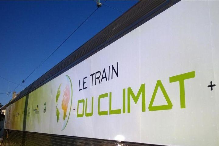 le train du climat