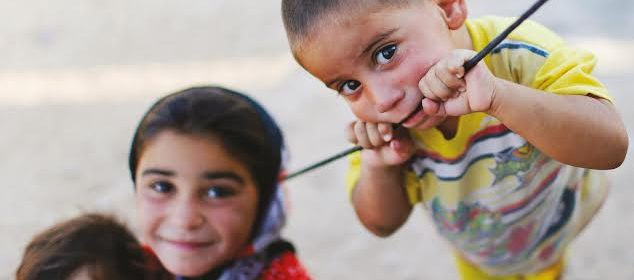 Enfant IRAQ